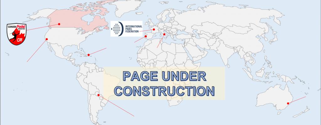 Canada Padel Federation World