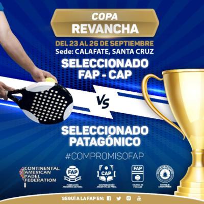 CAPF Continental Padel Federation Copa Revancha